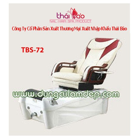 Ghế Spa Pedicure TBS72