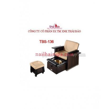 Spa Pedicure Chair TBS136
