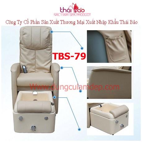 Spa Pedicure Chair TBS79