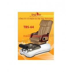 Ghế Spa Pedicure TBS64