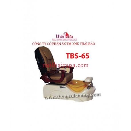 Spa Pedicure Chair TBS65