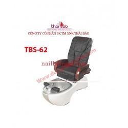 Spa Pedicure Chair TBS62