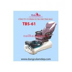 Spa Pedicure Chair TBS61