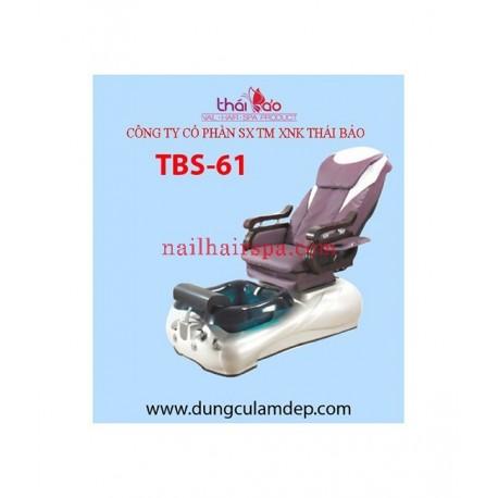 Ghe Spa Pedicure TBS61