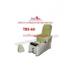 Ghế Spa Pedicure TBS60