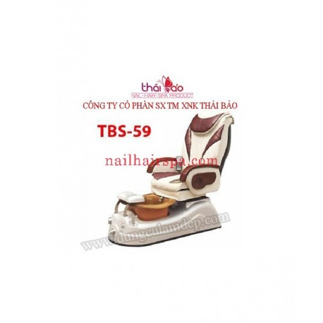 Spa Pedicure Chair TBS59
