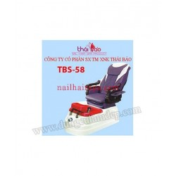 Ghế Spa Pedicure TBS58