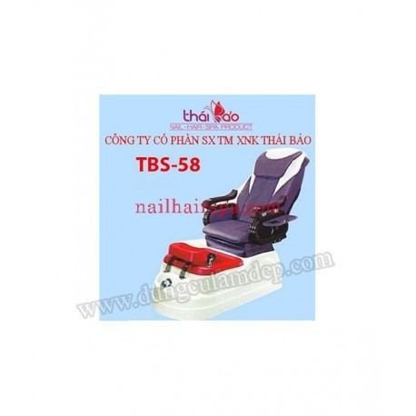 Spa Pedicure Chair TBS58