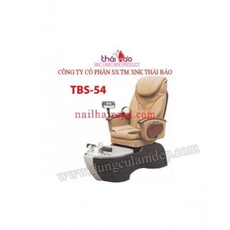 Spa Pedicure Chair TBS54