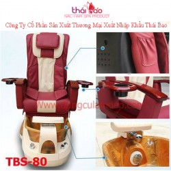 Spa Pedicure Chair TBS80