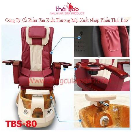 Spa Pedicure Chair TBS80
