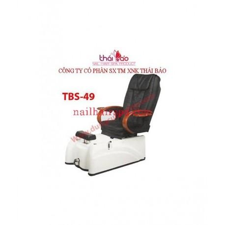 Spa Pedicure Chair TBS49