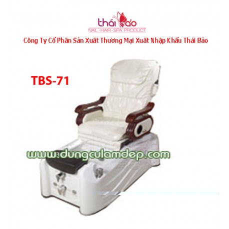 Spa Pedicure Chair TBS71