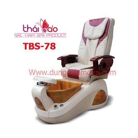 Ghế Spa Pedicure TBS78