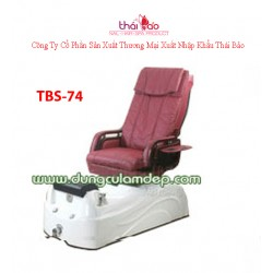 Spa Pedicure Chair TBS74