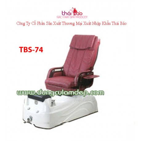 Ghế Spa Pedicure TBS74