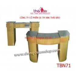 Nail Tables TBN71