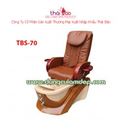 Ghế Spa Pedicure TBS70