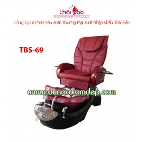 Spa Pedicure Chair TBS69