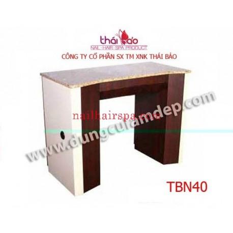 Nail Tables TBN40
