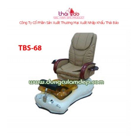 Spa Pedicure Chair TBS68