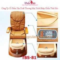 Spa Pedicure Chair TBS81