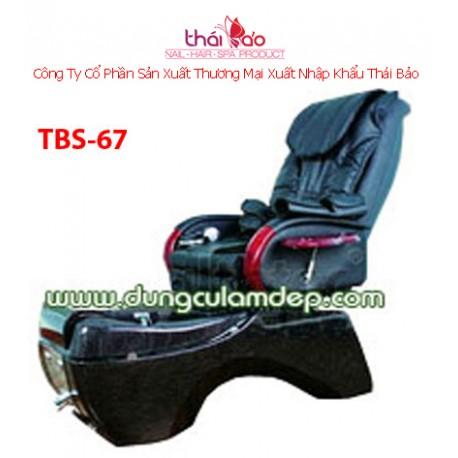 Spa Pedicure Chair TBS67