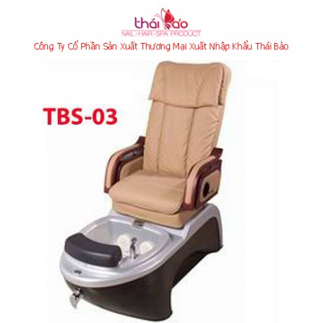 Ghế Spa Pedicure TBS03