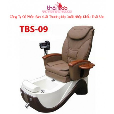 Spa Pedicure Chair TBS09