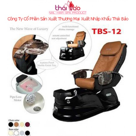 Ghế Spa Pedicure TBS12