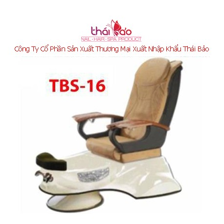 Ghế Spa Pedicure TBS16