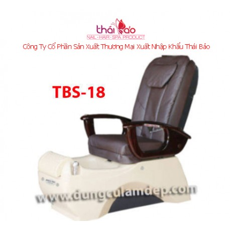Spa Pedicure Chair TBS18