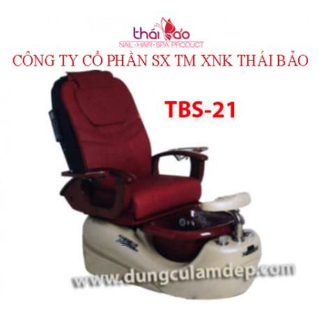 Spa Pedicure Chair TBS21