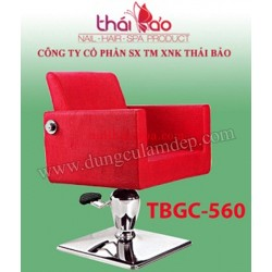 Ghế cắt tóc TBGC560