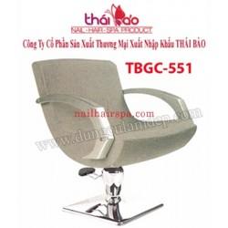 Ghế cắt tóc TBGC551