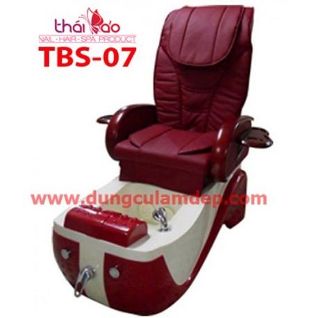 Spa Pedicure Chair TBS07