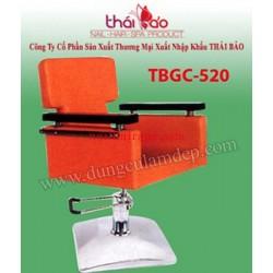 Ghế cắt tóc TBGC520