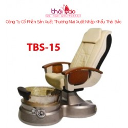 Ghế Spa Pedicure TBS15
