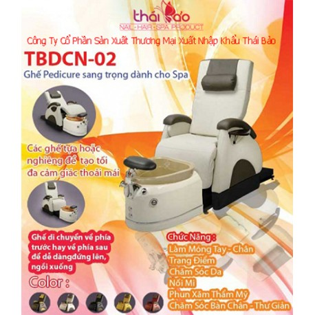 Ghế Spa Pedicure TBS02