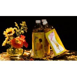 Dau Massage Body: Tinh Dau Ngan Hoa