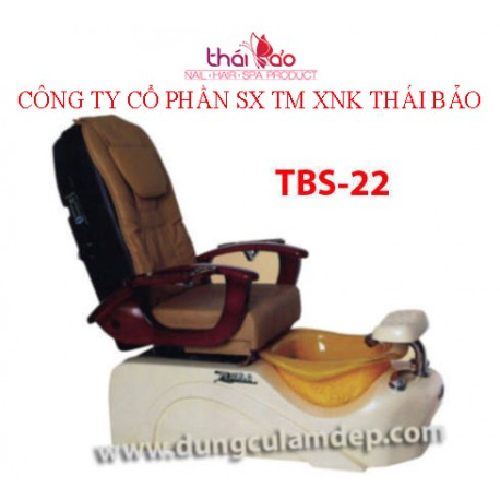 Ghế Spa Pedicure TBS22