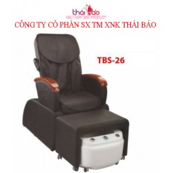 Ghế Spa Pedicure TBS26
