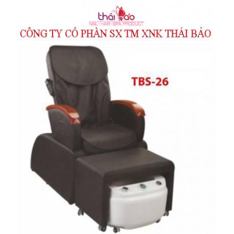 Spa Pedicure Chair TBS26
