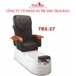 Spa Pedicure Chair TBS27