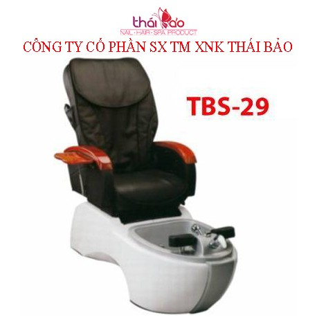 Ghế Spa Pedicure TBS29