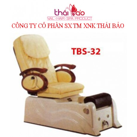 Spa Pedicure Chair TBS32