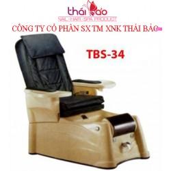 Spa Pedicure Chair TBS34