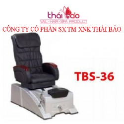 Ghế Spa Pedicure TBS36
