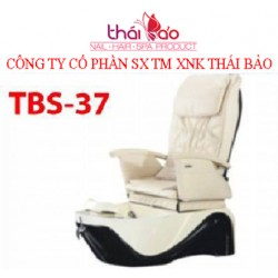 Spa Pedicure Chair TBS37