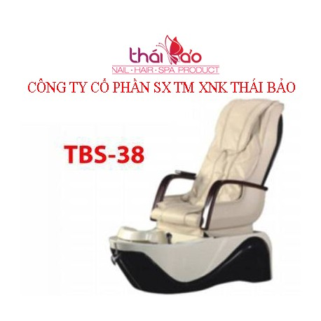 Ghế Spa Pedicure TBS38